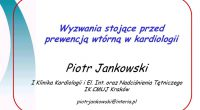 3. Piotr Jankowski
