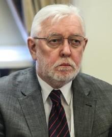 Sędzia TK w st. spoczynku Jerzy Stępień