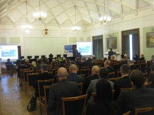 Konferencja 5-lecia WHC.