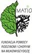 logo Matio – Fundacja Pomocy Rodzinom i Chorym na Mukowiscydozę