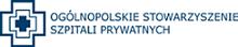 logo Ogólnopolskie Stowarzyszenie Szpitali Prywatnych