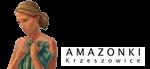 logo Stowarzyszenia Kobiet z Problemami Onkologicznymi 'Amazonka' w Krzeszowicach